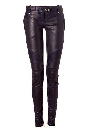 Balmain_Leather Pants