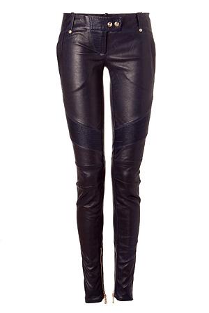 Balmain_Leather Pants