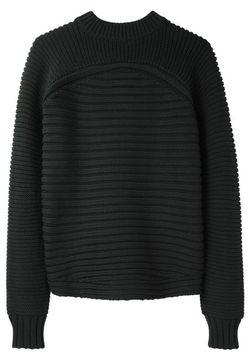 Alexander Wang_Mixed Rib Sweater