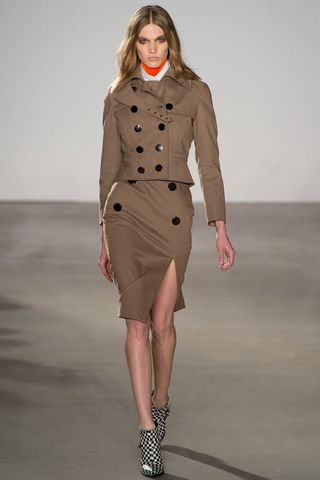 Altuz_Fall 2013_Trench Suit