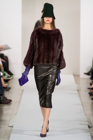 ODL_Fall 2013 Fur Sweater