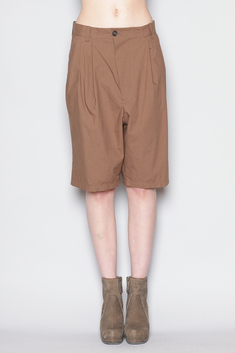 Sisii dress shorts_light brown